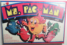 "Ms. Pac Man Board Game Box 2""x3"" MAGNET Refrigerator Locker Retro Miss Pacman"