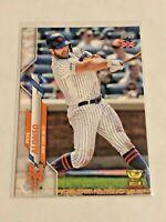 2020 Topps Baseball UK Edition Base Card - Pete Alonso - New York Mets