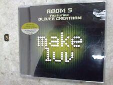 ROOM 5 FEAT. OLIVER CHEATHAM - MAKE LUV - CD SINGLE - (R12)