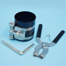Car Piston Ring Compressor Installer Ratchet Plier Remover Expander Engine Tool