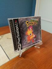 Chocobo's Dungeon 2 (Sony PlayStation 1, 1999) Complete PS1 w Registration
