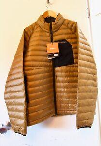 Simms Extreme Jacket, Large, Dark Bronze