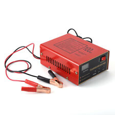 Battery Charger 12V/24V 10A 140W Output For Electric Car Motorcycle Lead-acid