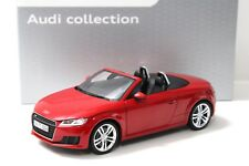 1:18 Minichamps Audi TT Roadster tango red DEALER NEW bei PREMIUM-MODELCARS