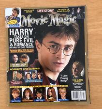 + Harry Potter Movie Magic Magazine 2009