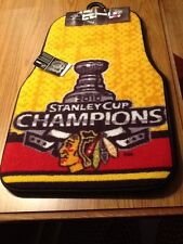 NHL Chicago Blackhawks 2010 Stanley Cup Champions Fan Mats