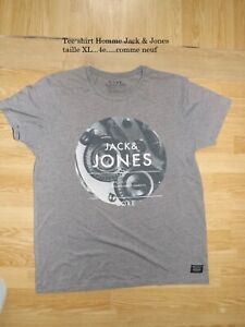 ********Tee-shirt Jack & Jones taille XL comme neuf ******
