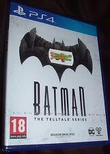 Batman The Telltale Series Playstation 4 PS4 NEW SEALED