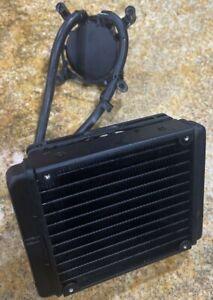 Asetek 550LC Performance Liquid CPU Cooler With 120mm Fan