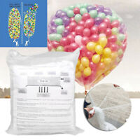 Wedding Balloon net Event Occassions Birthday Celebrations White Supplies