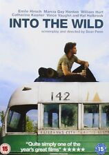 INTO THE WILD (2007 Emile Hirsch) - DVD - REGION 2 UK