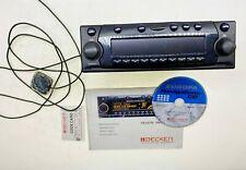 Becker Traffic Pro BE4720 Car Radio, CD, Navigation System+Navi CD+CODE