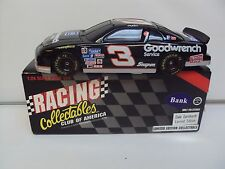 #3 Dale Earnhardt 1995 Goodwrench BLACK WINDOW BANK RCCA Monte Carlo 1/24