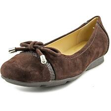 Geox Casual 100% Leather Flats for Women