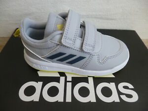 Adidas Children's Sport Shoes Running Shoes Sneakers Trainers Grey New