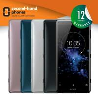 Sony Xperia XZ2 H8216 -64GB- Black/Silver/Green/Pink (UNLOCKED) 1 Year Warranty