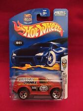 Hot Wheels  2003-041 First Editions  Power Panel   1:64 scale  NOC  (12+)  56380