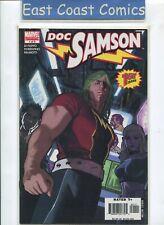 DOC SAMSOM #1 - VF/NM - MARVEL