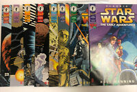 Star Wars Classic Early Adventures (1994) # 1 2 3 4 5 6 7 8 1-8 Nm Complete Sets