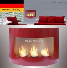 Gel- e Etanolo-Camino Marseille-Rosso / bio etanolo fireplace caminetti kamin