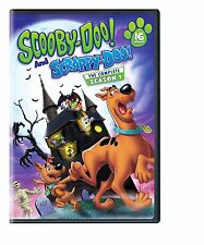 Scooby Doo and Scrappy Complete First Season 1 One Series DVD Set TV Cartoon Kid