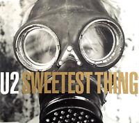 U2 Maxi CD Sweetest Thing (Island Records – CID 727) - Europe (EX+/EX+)