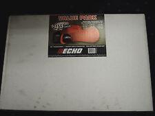Echo toughchest chainsaw carry storage case +1 qt oil + hat Value pack ECHO case