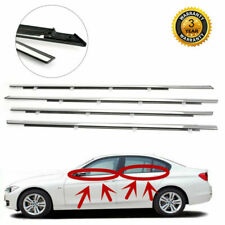 4pcs Chrome Car Window Moulding Trim Weatherstrips Seal For Accord 08-12 USA