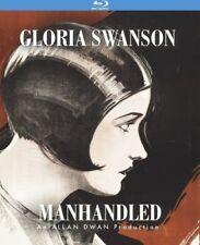Manhandled [New Blu-ray] Silent Movie