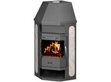 Combustion du bois poêle coin cheminée brûleur Foyer Céramique doublure 14Kw