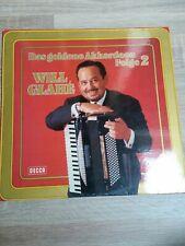 Das Goldene Akkordeon Folge 2 Will Glahe 6.22587af Vinyl Record LP