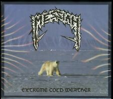 Messiah Extreme Cold Weather CD new 2018 reissue High Roller Records