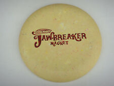 Disc Golf Discraft Jawbreaker Magnet Putter Tough Grippy 173-174g Yellow