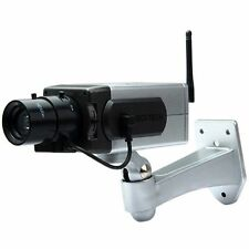 Practical Economic Dummy CCTV Security Camera with Activation Light AUS
