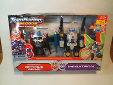 Transformers Energon Megatron Optimus Prime Combo Complete in Box FREE SHIPPING