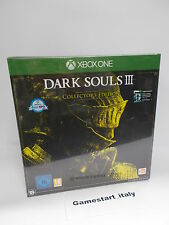 DARK SOULS III 3 COLLECTOR'S EDITION - XBOX ONE - NUOVO NEW PAL VERSION