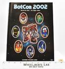 Botcon 2002 Program Guide #4 Transformers 3H Ent.