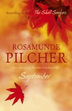September By Rosamunde Pilcher. 9780340752456