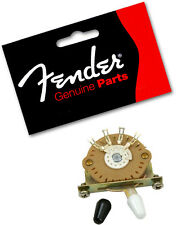 NEW FENDER 5-WAY PICKUP SELECTOR SWITCH STRATOCASTER TELECASTER FREE GUITAR PICK