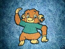 BOGEY WALL HANGING IN PLASTIC CANVAS