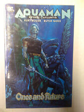 Dc Aquaman Sword Of Atlantis: Once And Future Tp Free Ship Us