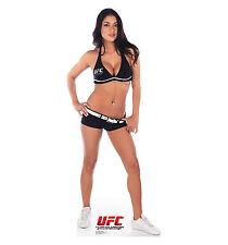 ARIANNY CELESTE UFC Ring Girl Front CARDBOARD CUTOUT Standup Standee Poster F/S