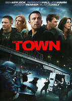The Town DVD Ben Affleck(DIR) 2010