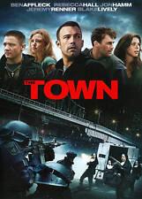 The Town (Dvd, 2010) Ben Affleck, Rebecca Hall, Jon Hamm Movie Cops Fbi fire
