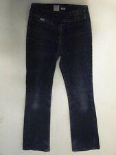 Miss Sixty Roxy 1 Jeans Hose Schlaghose Dunkelblau Stonewashed W27 L30