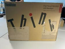 NEW OPEN BOX ThinkVision E2054 LCD Monitor 20 IN