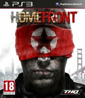 Jeu PS3 HomeFront Occasion