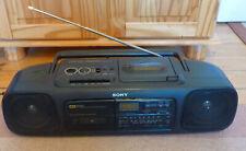 SONY CFD-55L Stereoanlage CD Radio Kassetten Recorder Ghettoblaster Boombox