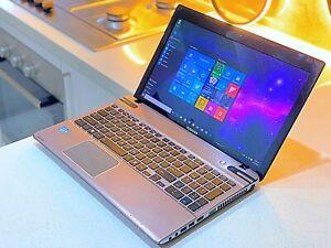 "༺ༀ༂࿅࿆ TOSHIBA P850 intel Core i7™•15.6""LED•128G SSD•GeForce•BluRay•HDMI࿅࿆༂ༀ༻#816"