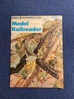 Model Railroader Magazine April 1968